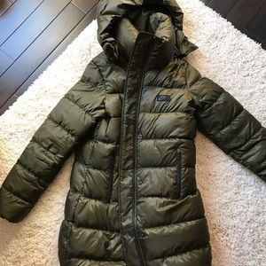 Nike down winter coat